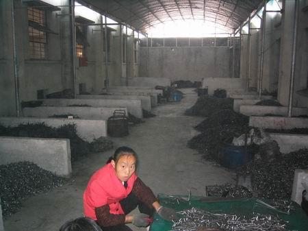 Fästelement - Skruvtillverkning i Kina