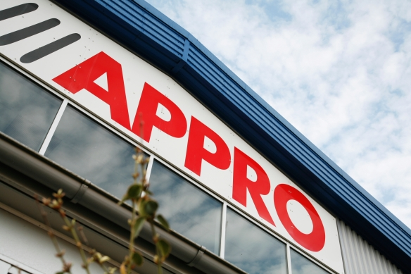 Appro AB bildades 1985