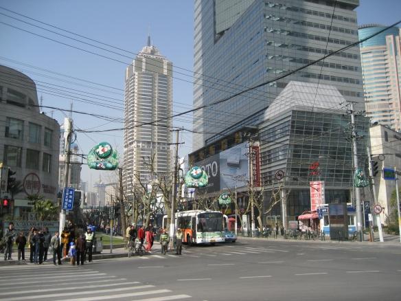 Appro etablerar 2006 genom Svenska Exportrådet ett inköpskontor i Shanghai.