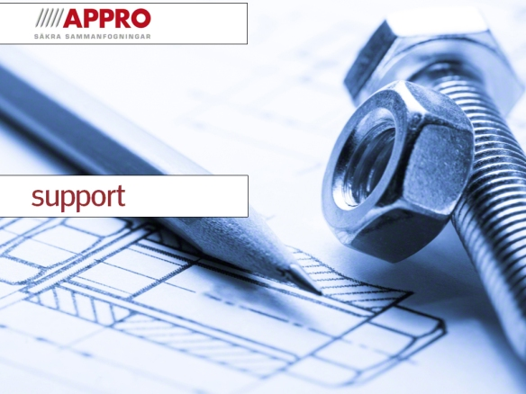 Appro support